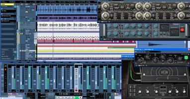 Programa de produccion musical para home estudio