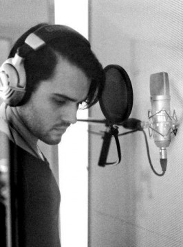 Grabación de voces y coros en estudio