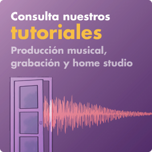 Tutoriales produccion musical y grabacion en estudio
